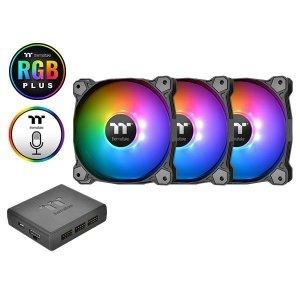 Thermaltake Wentylator Pure 14 RGB Plus TT Premium Edition 3 szt.