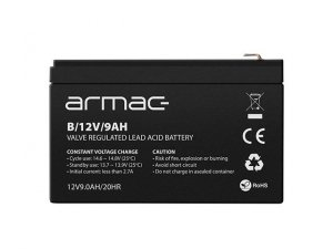 ARMAC Akumulator żelowy do UPS B/12V/9AH