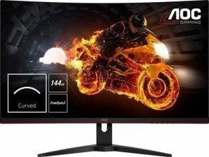 AOC Monitor CQ32G1 31.5 VA Curved 144Hz DP HDMIx2