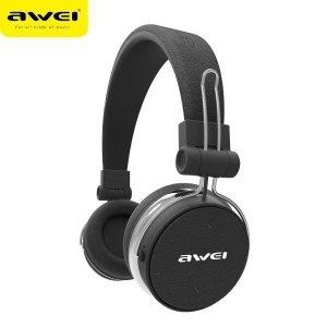 AWEI Słuchawki nauszne Bluetooth A700BL czarne