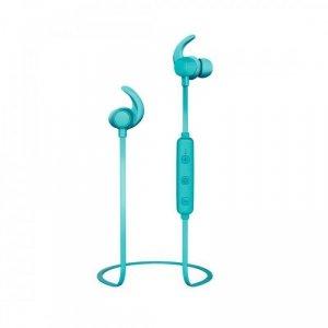 Thomson Słuchawki douszne BT WEAR7208PU turkusowe