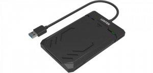 Unitek Obudowa USB3 HDD/SSD SATA 6G UASP; Y-3036