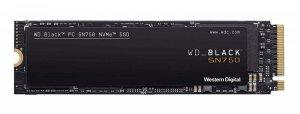 Western Digital Black SSD 1TB SN750 M.2 PCle NVMe WDS100T3X0C