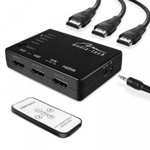 Media-Tech Przełącznik HDMI 5-portowy