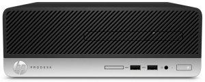 HP Inc. Komputer 400SFF G6 i5-9500 256/8G/DVD/W10P  7EM11EA