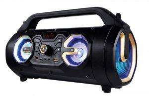 Media-Tech Głośnik kompaktowy Bluetooth U-TUBE BT