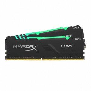 HyperX Pamięć DDR4 Fury RGB 16GB/2666 (2*8GB) CL16