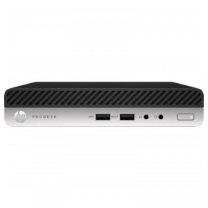 HP Inc. Komputer ProDesk 400DM G5 i5-9500T 512/16G/W10P     7EM19EA