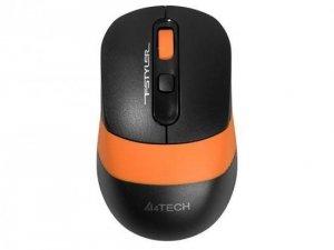 A4 Tech Mysz FSTYLER FG10 RF Pomarańczowy
