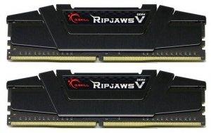 G.SKILL Pamięć do PC - DDR4 32GB (2x16GB) RipjawsV 3600MHz CL18 XMP2 Black