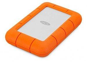 LaCie Dysk zewnętrzny Rugged 5TB USB 3.0 2,5 STJJ5000400