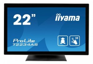 IIYAMA Monitor 22 cale T2234AS-B1 POJ.10PKT.IP65,HDMI,ANDROID 8.1,