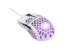 Cooler Master Mysz MM711 16000DPI RGB Biała