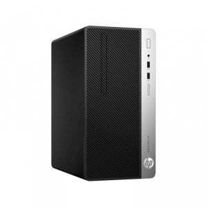 HP Inc. Komputer ProDesk 400MT G6 i7-9700 256/8G/DVD/W10P 7PG44EA
