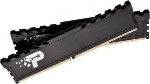 Patriot Pamięć DDR4 Signature Premium 32GB/2666(2*16GB) Black CL19