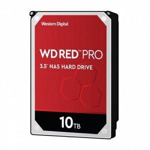 Western Digital Dysk WD Red Pro 10TB 3,5 256 MB SATA 7200rp WD102KFBX