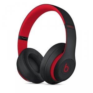Apple Słuchawki Beats Studio3 Wireless Over-Ear Headphones - The Beats Decade Collection - Defiant Black-Red