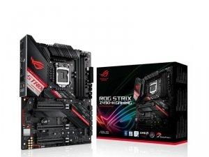 Asus Płyta główna ROG STRIX Z490-H GAMING s1200 4DDR4 DP/HDMI M.2 ATX