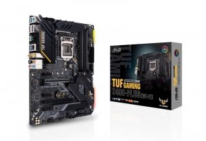 Asus Płyta główna UF GAMING Z490-PLUS (WI-FI) s1200 4DDR4 DP/HDMI M.2 ATX
