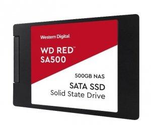 Western Digital Dysk Red SSD 500GB SATA 2,5 WDS500G1R0A