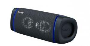 Sony Głośnik SRS-XB33 czarny