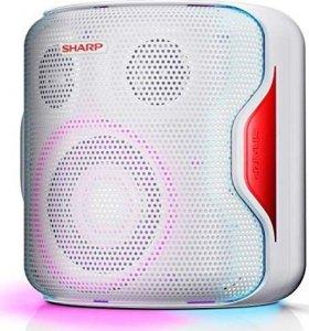 Sharp SHARP Imprezowy System Muzyczny PS-919(WH)