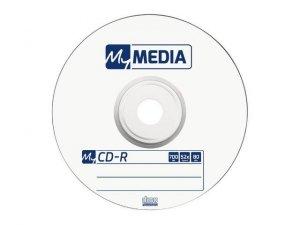 Verbatim CD-R My Media 700MB Wrap (10 spindle)