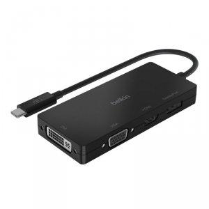 Belkin Adapter wideo USB-C (HDMI,VGA,DVI,DP)