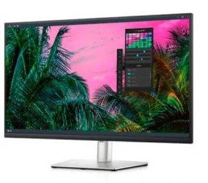 Dell Monitor P3221D 32 cale IPS WLED QHD  (2560x1440) /16:9/HDMI/DP/2xUSB 2.0/2xUSB 3.2 /3Y AEG