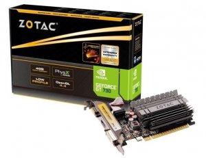 ZOTAC Karta graficzna GeForce GT730 4GB DDR3 64bit DVI/HDMI/VGA