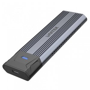 Unitek Obudowa USB3.1 Gen2 - M.2,NVME/SATA; S1204B