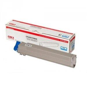 OKI Toner C9600/9800    Cyan