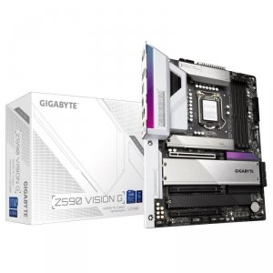 Gigabyte Płyta główna Z590 VISION G s1200 4DDR4 HDMI/DP USB-C ATX