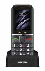 Maxcom Telefon MM 735BB Comfort + opaska SOS