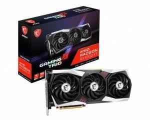 MSI Karta graficzna RX 6900 XT GAMING X TRIO 16GB 256bit GDDR6 3DP/HDMI