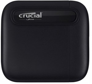 Crucial Dysk SSD X6  500GB USB-C 3.1 Gen-2