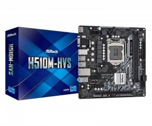 ASRock Płyta główna H510M-HVS s1200 2DDR4 HDMI/D-SUB mATX