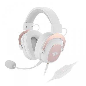 ReDragon Słuchawki - Zeus H510W Białe