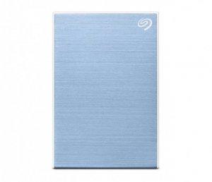 Seagate Dysk One Touch SSDv2 1TB Blue