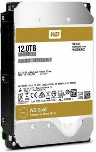 Western Digital Dysk GOLD Enterprise 12TB 3,5 SATA 256MB 7200rpm