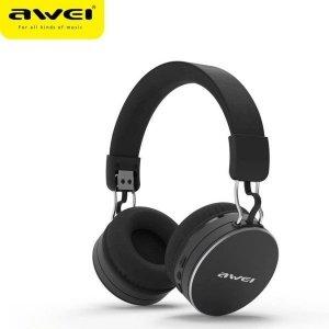 AWEI Słuchawki nauszne Bluetooth A790BL Czarne
