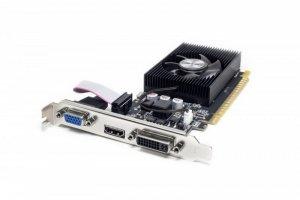 AFOX Karta graficzna Geforce GT420 4GB DDR3 128BIT DVI HDMI VGA LP Single Fan