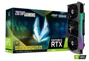 ZOTAC Karta graficzna RTX 3090 AMP Extreme Holo 24GB GDDR6X 384bit 3DP/HDMI