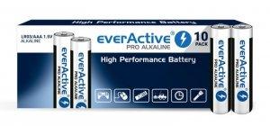everActive Baterie paluszki LR03/AAA folia 10 szt.