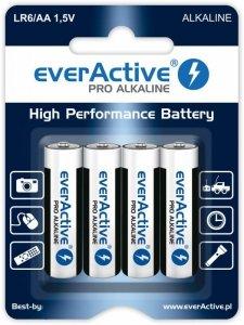 everActive Baterie paluszki LR6/AA blister 4 szt.