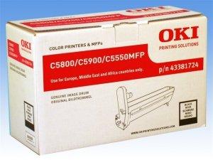 OKI Bęben C5800/5900    Black