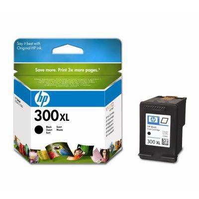 HP Inc. Tusz nr 300 Czarny XL CC641EE