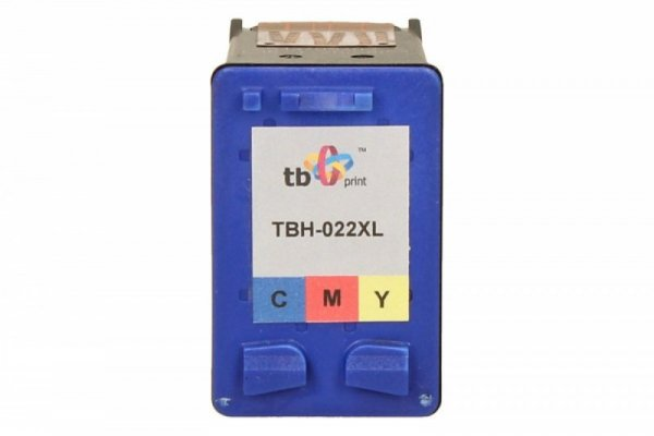 TB Print Tusz do HP Nr 22 - C9352AE TBH-022XL Kolor ref.