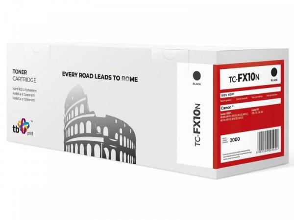 TB Print Toner do Canon FX10  TC-FX10N BK 100% nowy