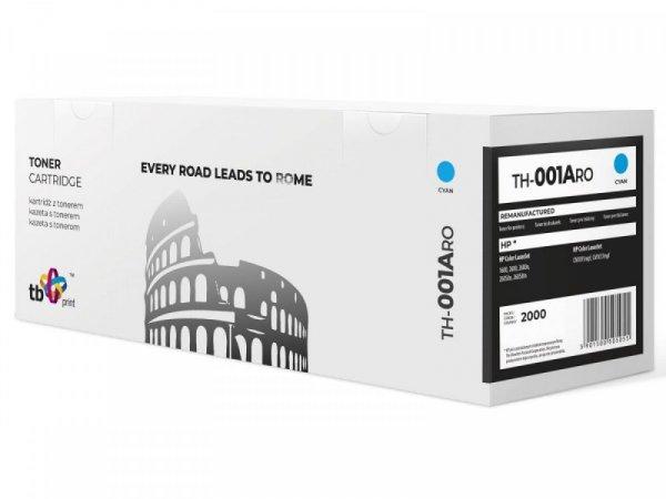 TB Print Toner do HP Q6001A TH-001ARO CY ref.